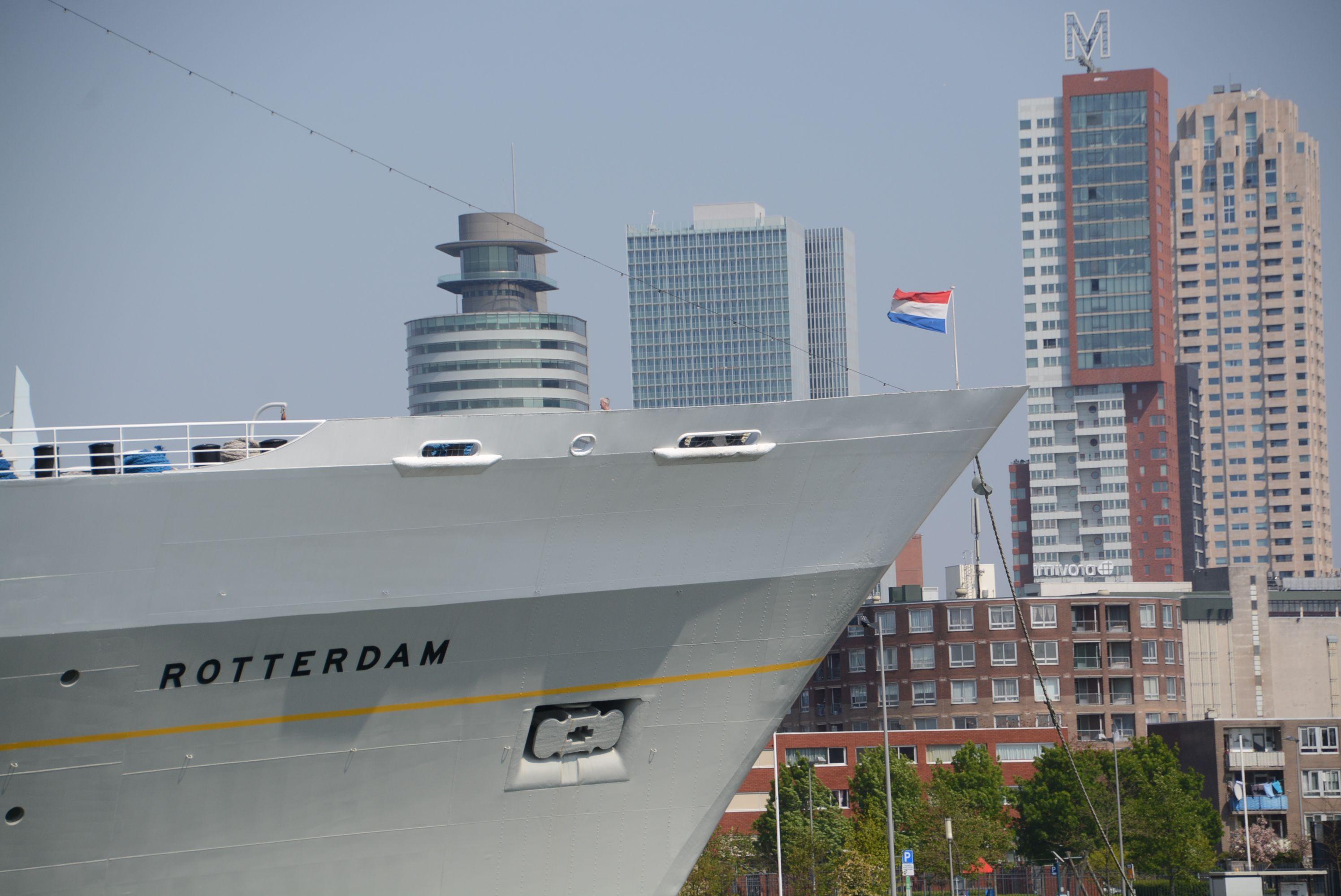 SS Rotterdam x5
