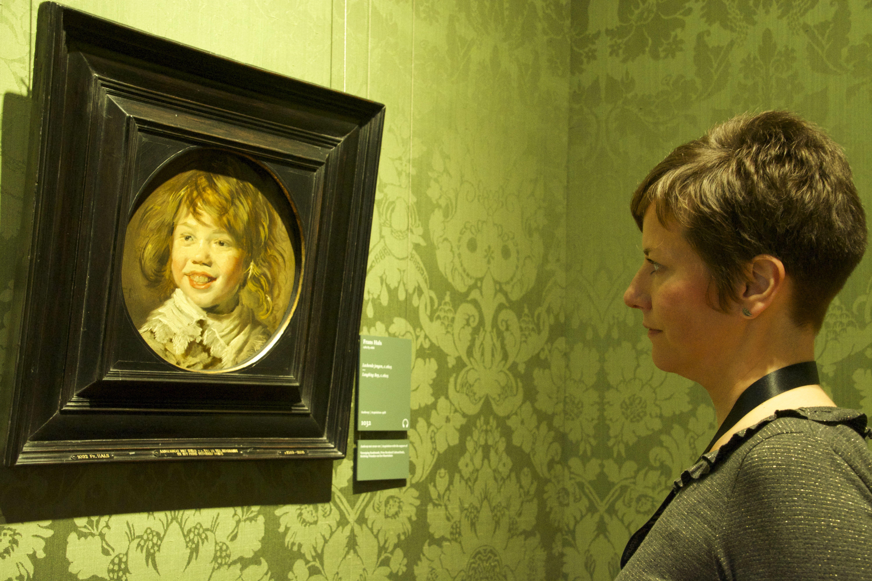Das Mädchen Mit Dem Perlenohrring Mauritshuis Johannes Vermeer Den
