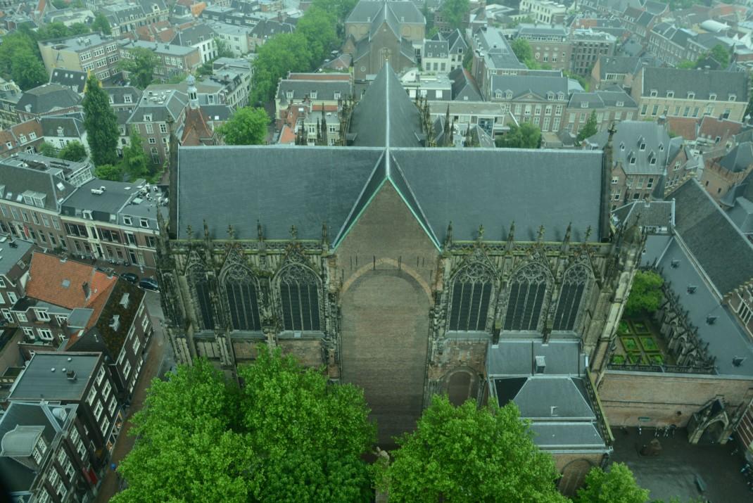 Missing Link: Die Verbindung vom Domturm zum Kirchenschiff fehlt bis heute