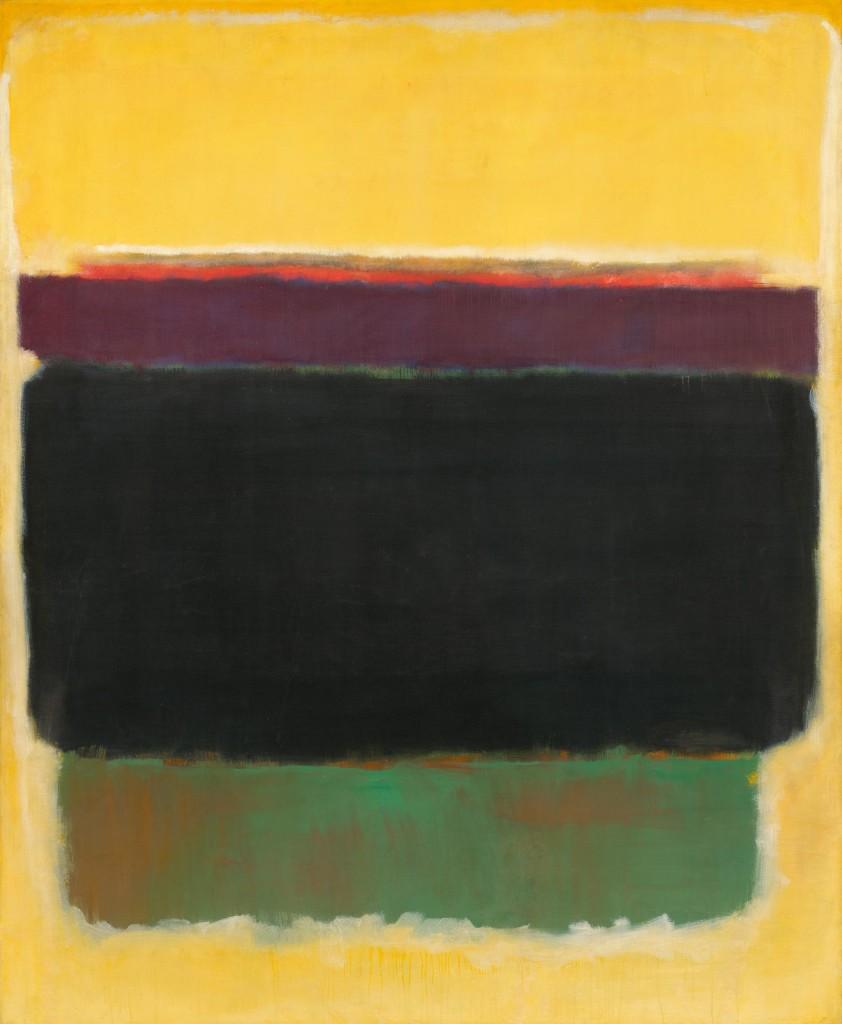 Mark Rothko Den Haag Gemeentemuseum Holland Blog Ausstellung Grachten und Giebel Tate Modern2