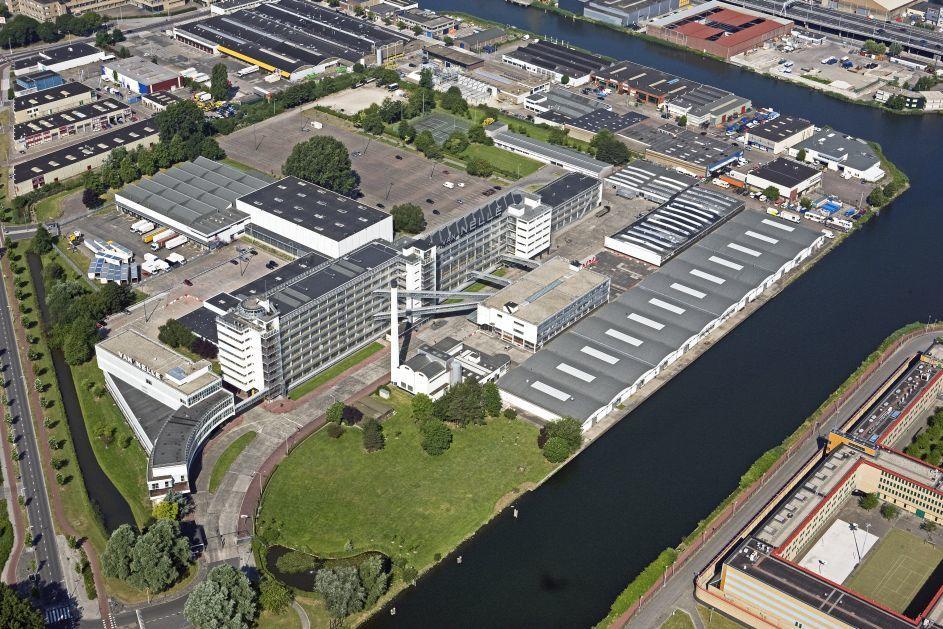 Van Nelle Fabrik Rotterdam Weltkulturerbe Grachten und Giebel Holland-Blog2