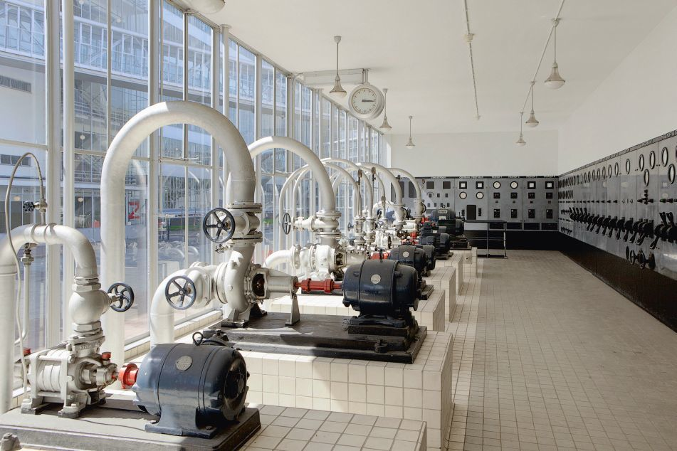 Van Nelle Fabrik in Rotterdam Weltkulturerbe Grachten und Giebel Holland-Blog3