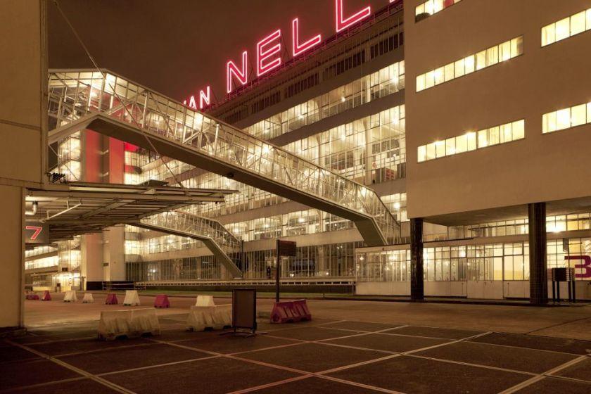 Van Nelle Fabrik Rotterdam Weltkulturerbe Grachten und Giebel Holland-Blog5