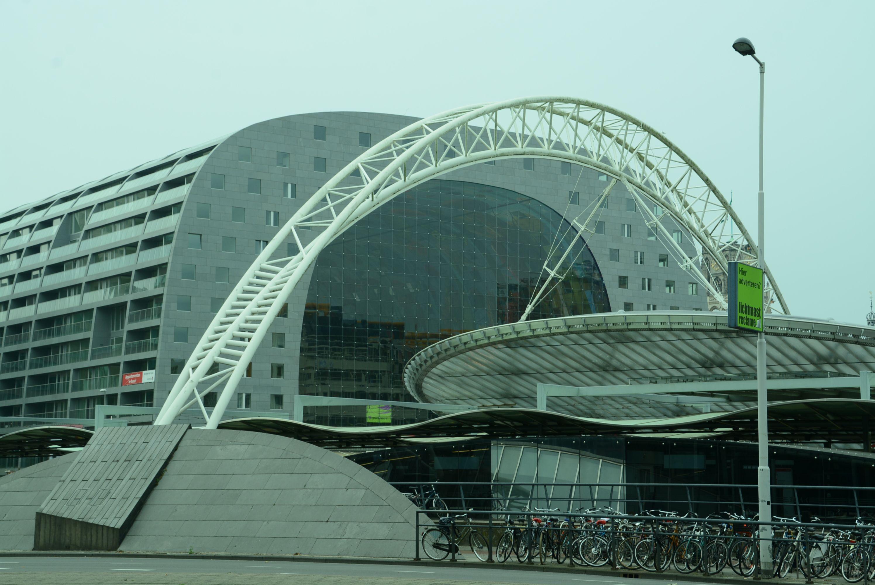 Rotterdam Markthalle MVRDV GrachtenundGiebelHollandBlogNiederlandeRalfJohnenZuidHollandArchitekturKoolhaas03