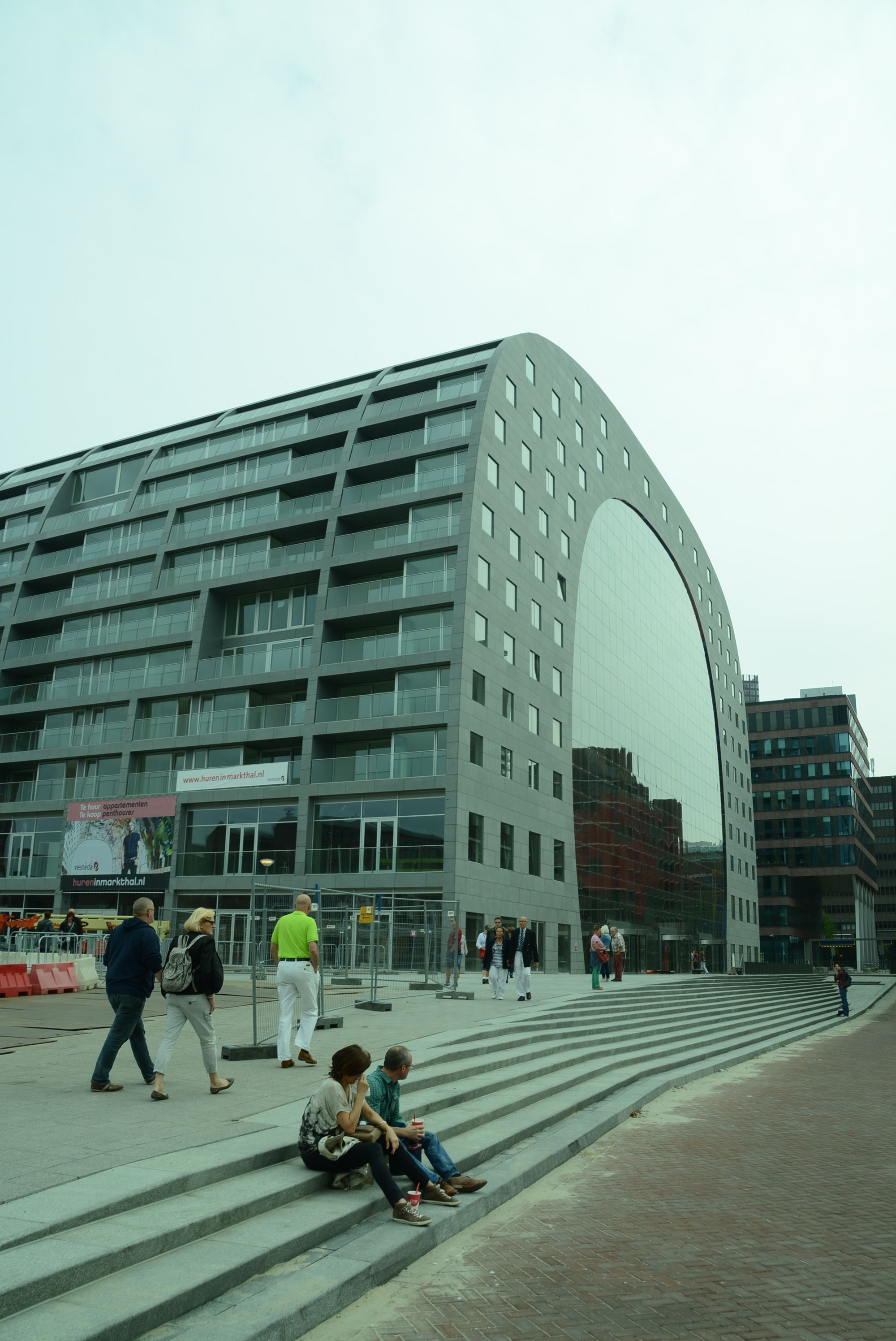 Rotterdam Markthalle MVRDV GrachtenundGiebelHollandBlogNiederlandeRalfJohnenZuidHollandArchitekturKoolhaas04