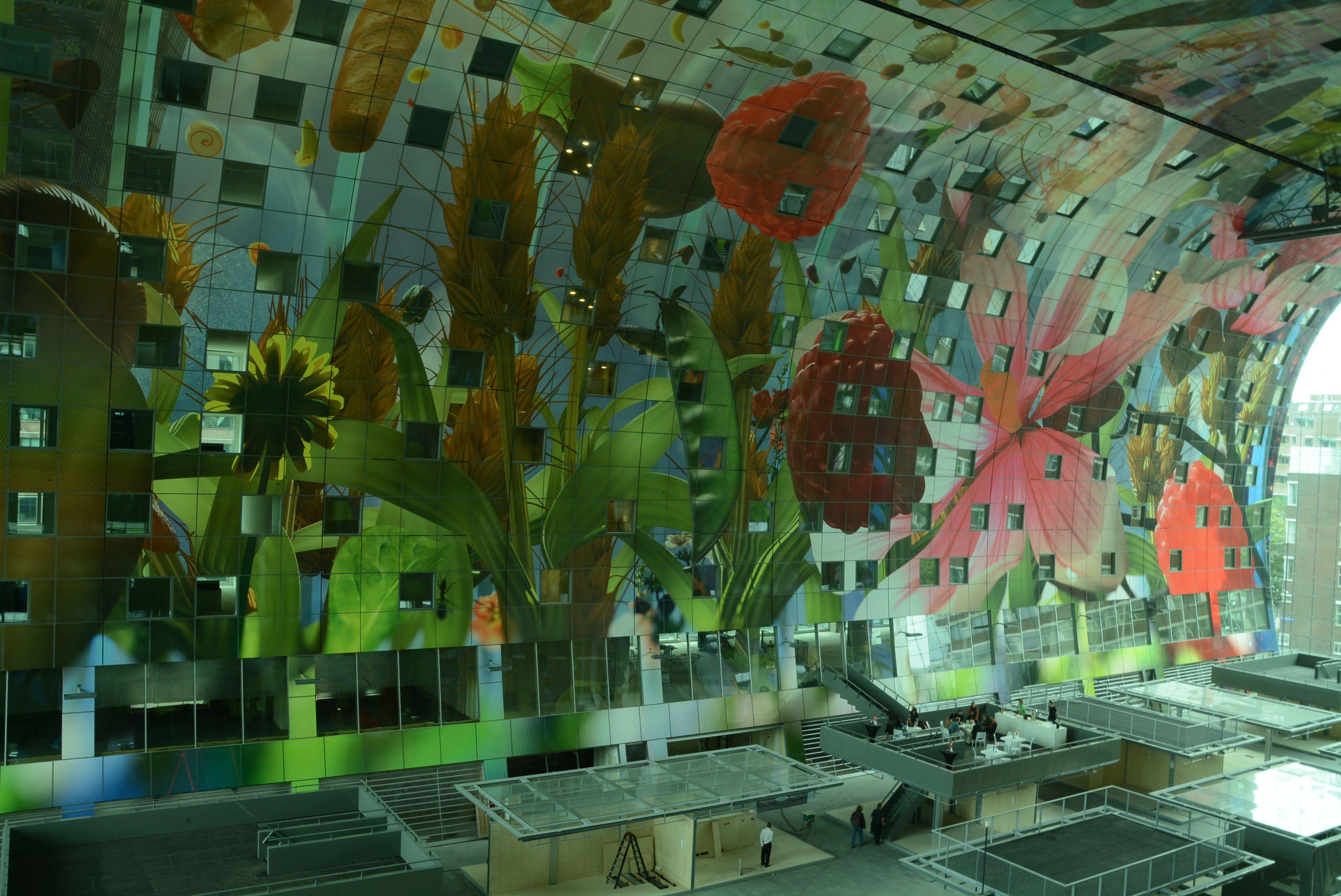 Rotterdam Markthalle MVRDV GrachtenundGiebelHollandBlogNiederlandeRalfJohnenZuidHollandArchitekturKoolhaas28