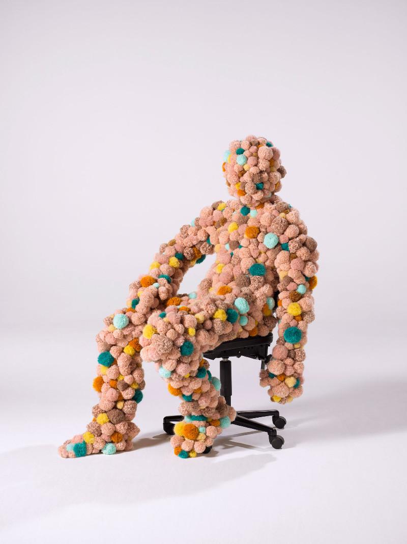 Mikroben. Sie sitzen auf euch, sie sind in dir, und du hast mehr als hunderttausend Milliarden. Foto Micropia, Bianca Pilet
