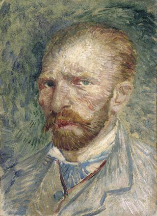 Vincent van Gogh_Selbstportrait,April - Juni 1887_Quelle Kröller-Müller Museum
