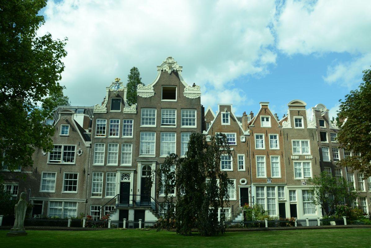 Niemand kann sich besser wünschen, als ein Amsterdamer zu sein