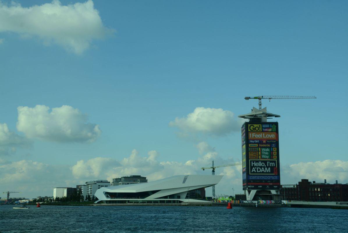 Trotz seines musealen Charakters ist Amsterdam in Bewegung. Noch unentdeckt ist der Stadtteil Noord
