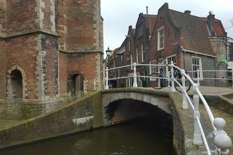 Auf den Spuren Vermeers in Delft