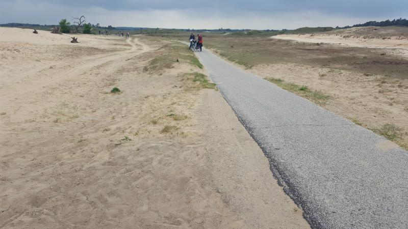 Radfahren Hoge Veluwe