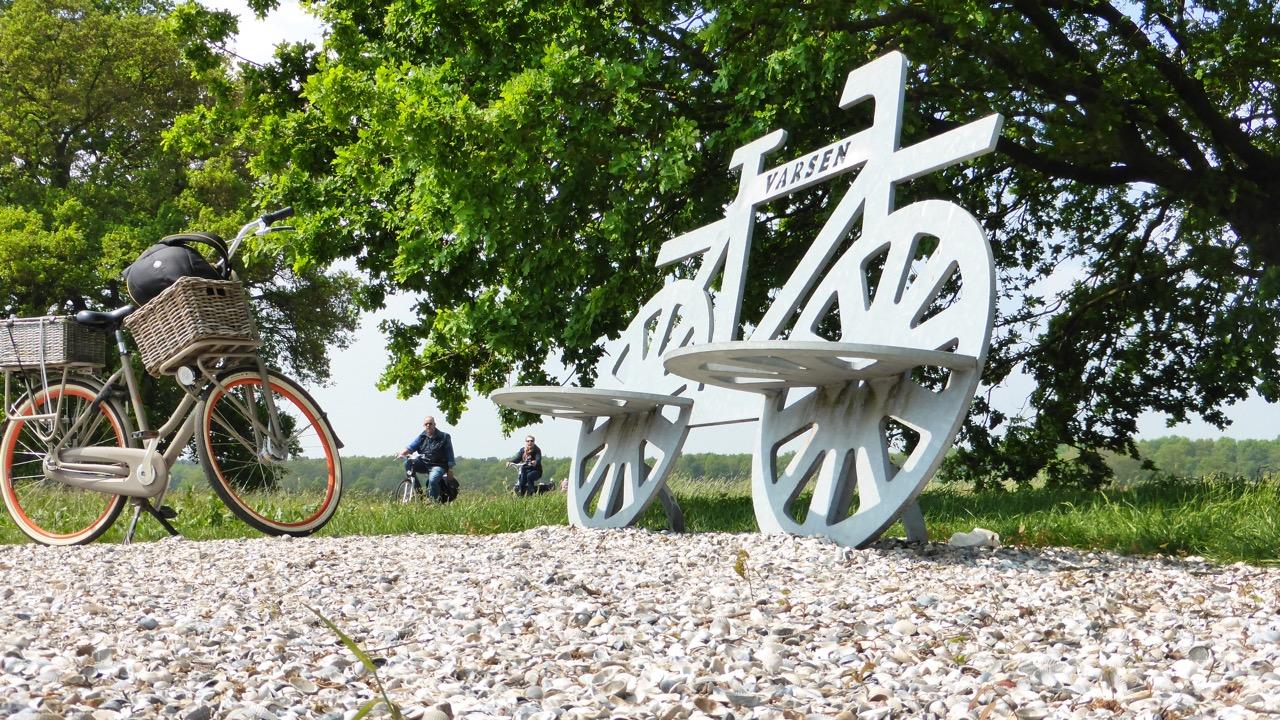 Im Vechtdal dreht sich alles ums Rad. Foto: Ralf Johnen