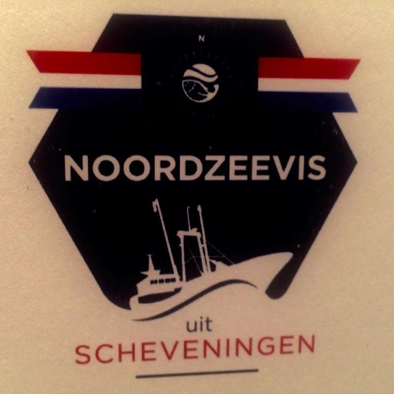 Das neue Logo, mit dem die Niederländer für Nordseefisch werben.