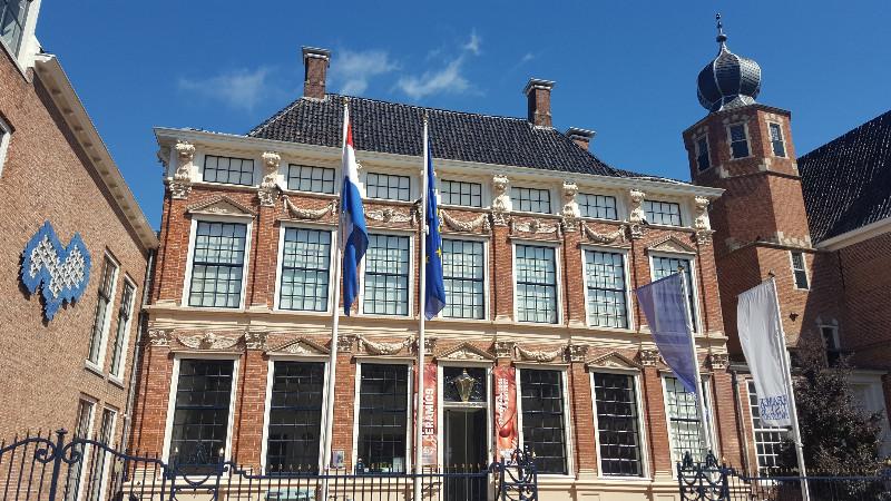Das Museum Keramiek in Leeuwarden war das Geburtshaus des genialen Grafikers M.C. Escher. Bild: Frida van Dongen