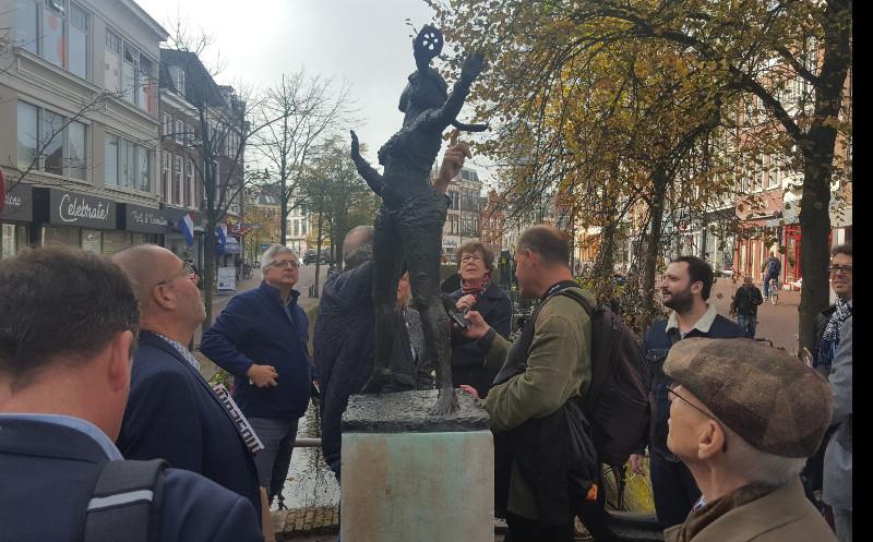 Begehrtes Objekt: Mata Hari stammte aus Leeuwarden. Bild: Frida van Dongen